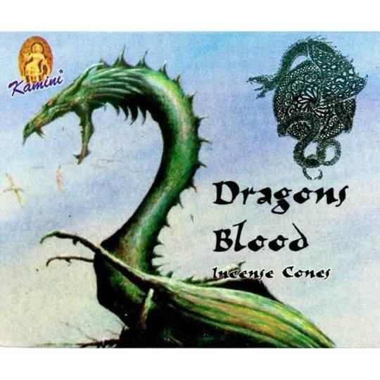 Kamini Dragons Blood Incense Cones