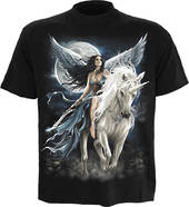 Angel and Unicorn T (XL) was $65 now $35
