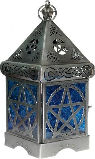 Pentacle Cobalt Purple Lantern was $45 now $30