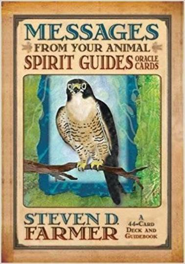 Messages from your Animal Guides Oracle Cards