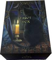 Midnight Vigil Cat Tarot Box