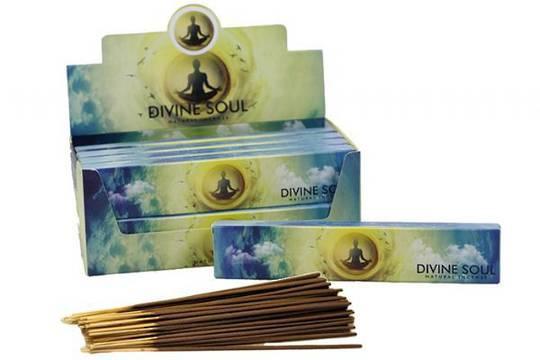 New Moon 15gm Divine Soul Incense