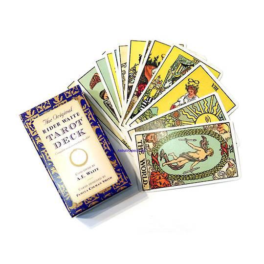 Original Rider Waite Tarot Cards