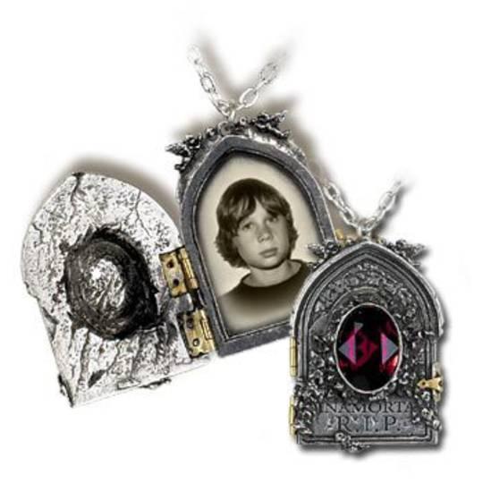 Gothic locket
