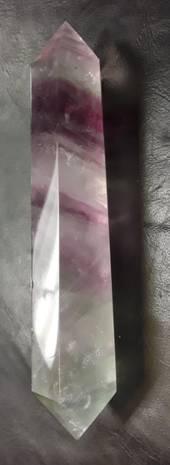 Pink Fluorite Wand (ACJ100)