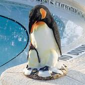 Positively Penguins Sculpture