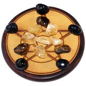 Protection Crystal Grid and Crystals