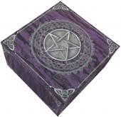Purple Pentagram Small Mirror Box was $20 now $10