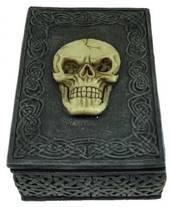 Black Skull Box