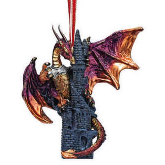 Zanzibar, the Gothic Dragon
