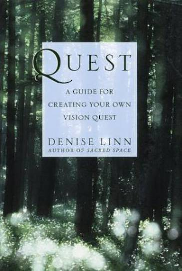 Quest; A Guide for Creating Your Own Vision by Denise Linn and Meadow Linn