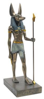 Anubis Standing