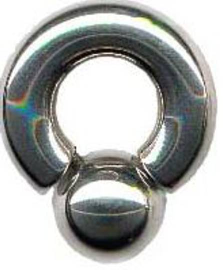 10mm screw in ball ring 19mm