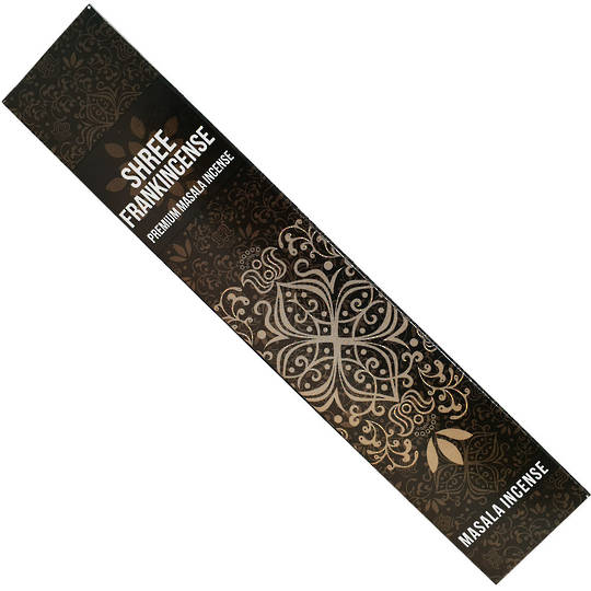 Shree Frankincense Incense 15gms
