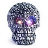 Skulls and Skulls LED Light