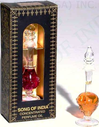 Song of India-Perfume Oil- Violet