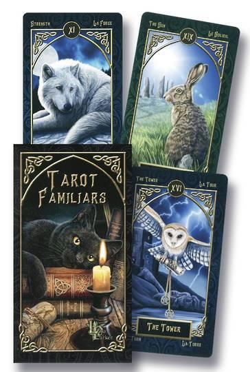 Tarot Familiars Tarot Deck