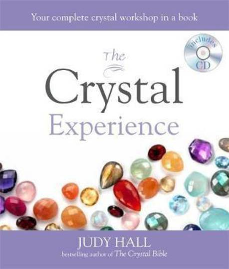 The Crystal Experience Book and CD by Judy Hall