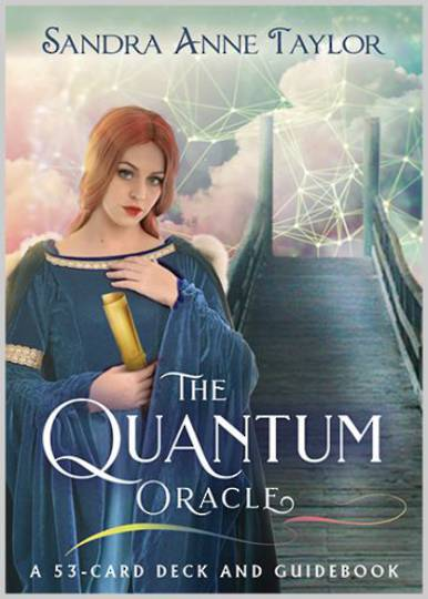 The Quantum Oracle By Sandra Ann Taylor