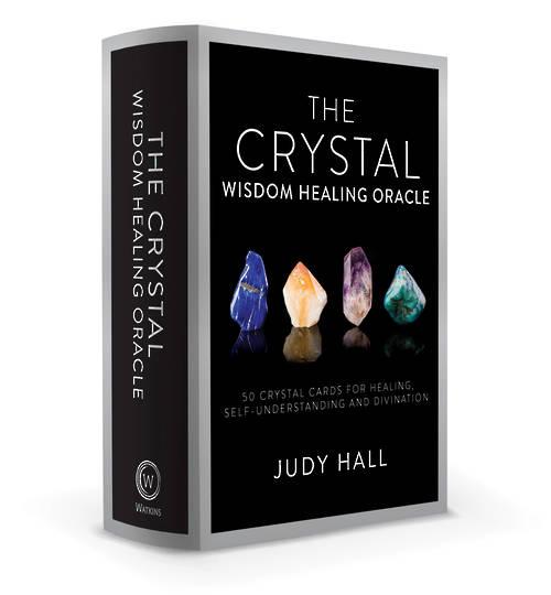 Crystal Wisdom Healing Oracle  by Judy Hall