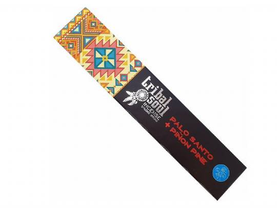 Tribal Soul Palo Santo + Pine Incense Smudge Sticks