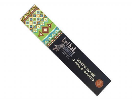 Tribal Soul White Sage + Palo Santo Incense Smudge Sticks