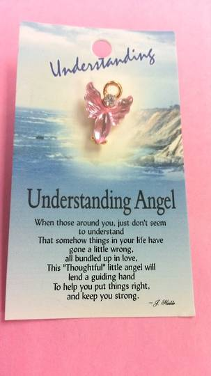 Understanding Angel Brooch