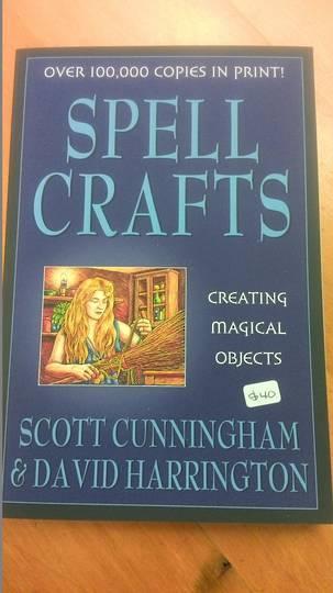 Spell Crafts by Scott Cunningham