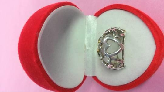 Puff Hearts Ring C