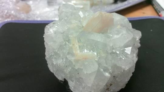 Apophyllite Piece C