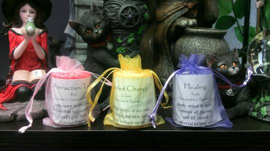 Power of 3 Relationship Healing Affirmation Candles