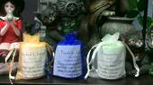 Power of 3 Transition Blessing Candles