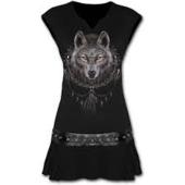 WOLF DREAMS - Stud Waist Mini Dress/Tunic M was $65 now $35