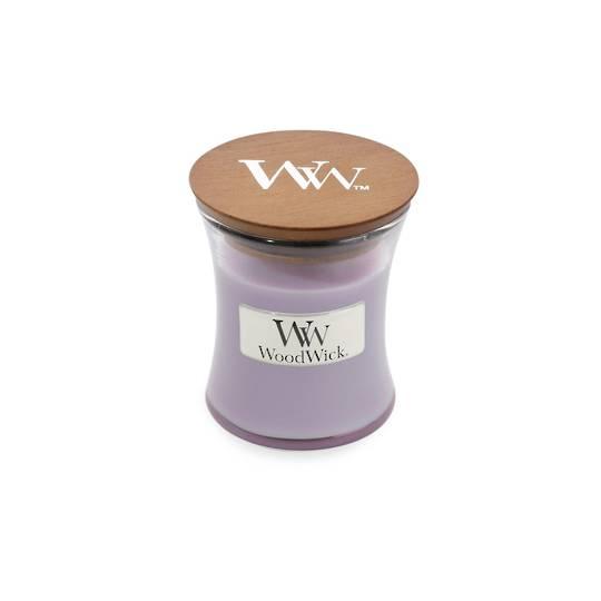 WOODWICK-MINI Candle-LAVENDER SPA