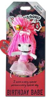 Watchover Voodoo Doll Birthday Babe