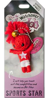 Watchover Voodoo Doll Sports Star