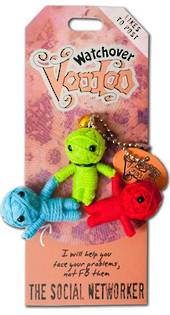 Watchover Voodoo Doll The Social Networker