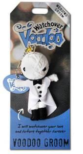 Watchover Voodoo Doll Groom