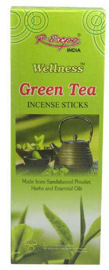 Wellness Incense Green Tea 20g