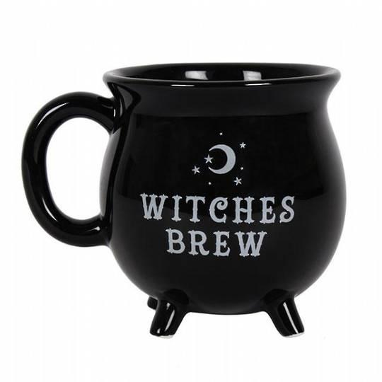 Witches' Brew Cauldron Mug