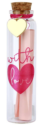 With Love Wish Bottle