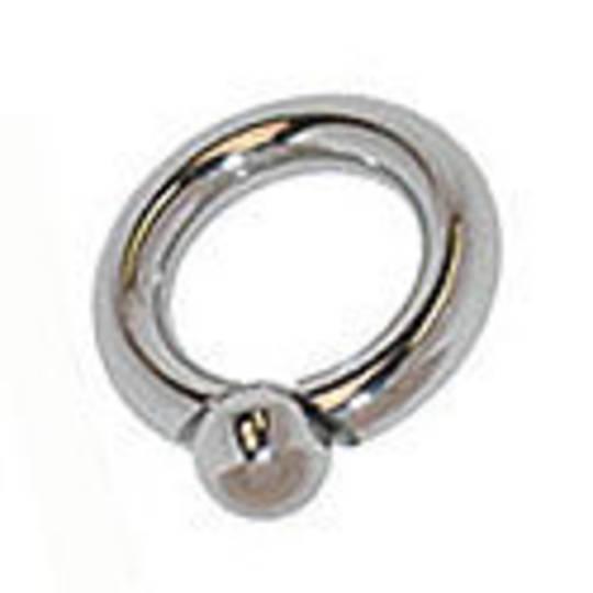 5mm screw in ball ring 15mm