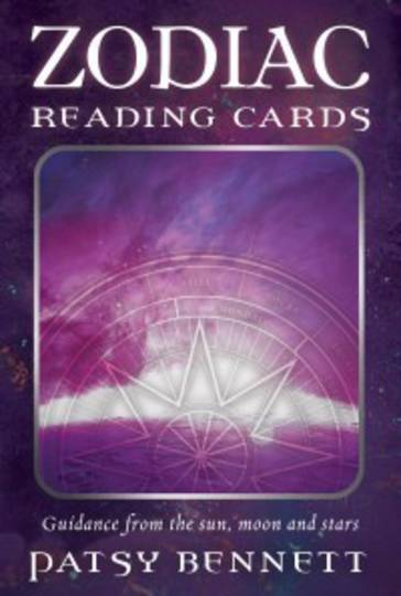 Zodiac Reading Cards by Patsy Bennett