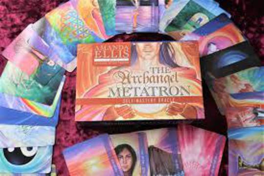 Archangel Metatron Oracle Cards