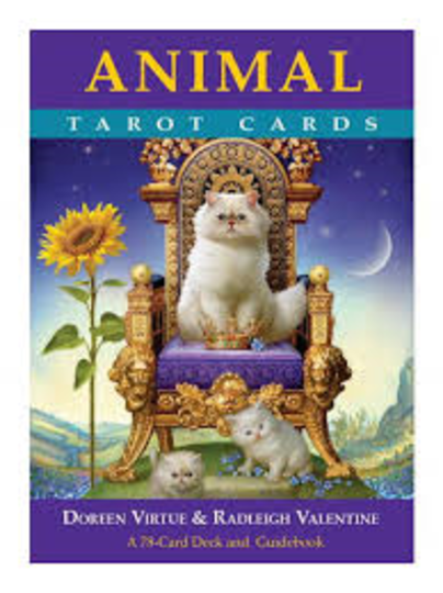 Animal Tarot Cards by Doreen Virtue