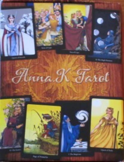 Anna K Tarot