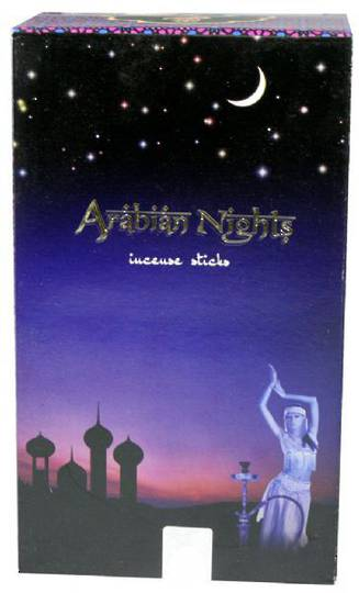 Kamini Arabian Nights Incense