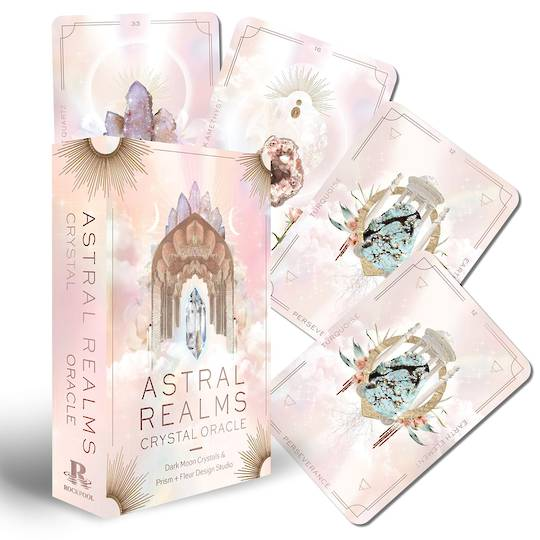 Astral Realms Crystal Oracle