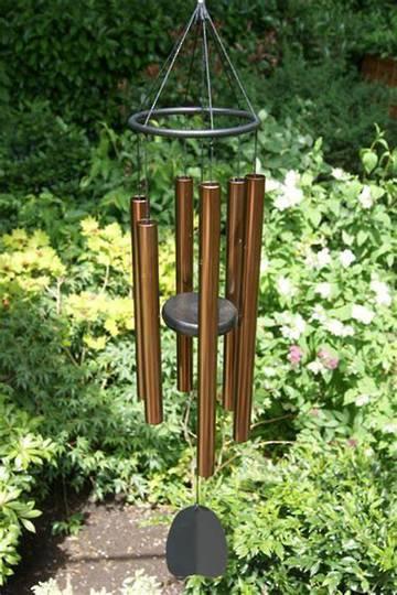 Bells of Paradise Medium, Bronze Wind Chime