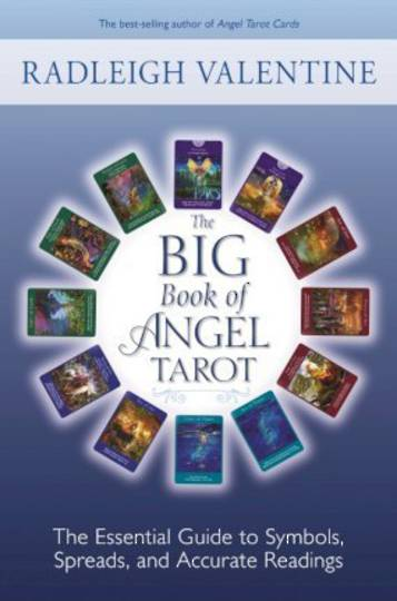 The Big Book of Angel Tarot author Radleigh Valentine